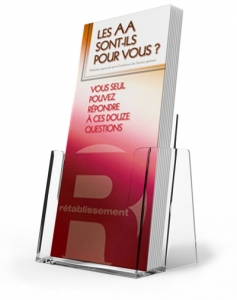 Les AA sont-ils pour vous?.... Alcooliques anonymes Belgique francophone