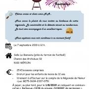 Barbecue Namur AA
