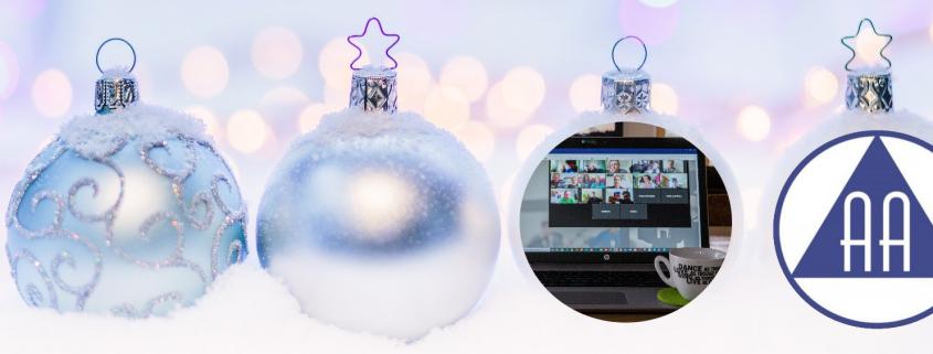 Réveillon de Noël en ligne AA BE