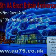AA GB 75th anniversary